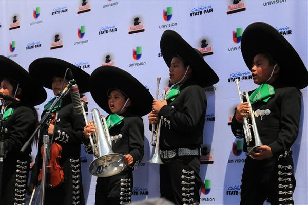 Alisal USD Convocation features our Mariachi and more