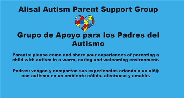 Autism Parent Support Group at Bardin Elementary