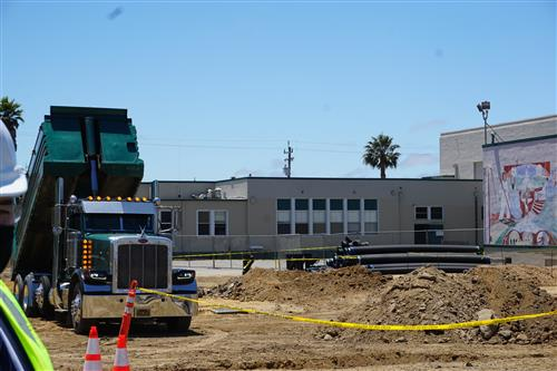 Work in progress at Alisal Union School District