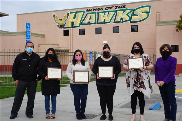 Six Alisal USD schools recognized for PBIS successes