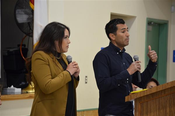 "Alisal FRC hosts ""Know your rights"" forum"