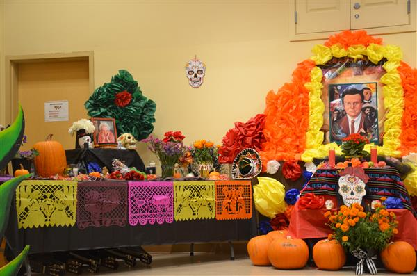 Day of the Dead, celebrated