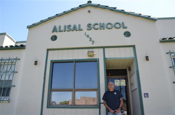 Celebrating 40 years with Alisal USD!