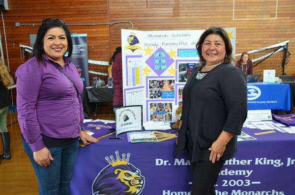Ms. Carranza and Ms. Contreras