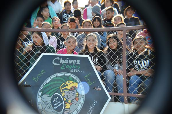 All Alisal USD schools take part of the March Against Bullying