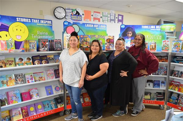 Creekside PTO hosts successful book fair