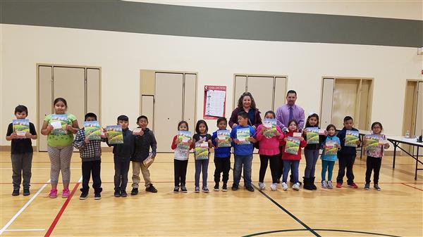 ASES November Awards 2018-2019