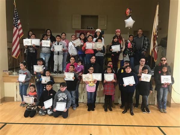 1st Trimester Awards 2018-2019